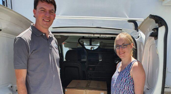 UK and SA experts build CenGen's first bioinformatics computer