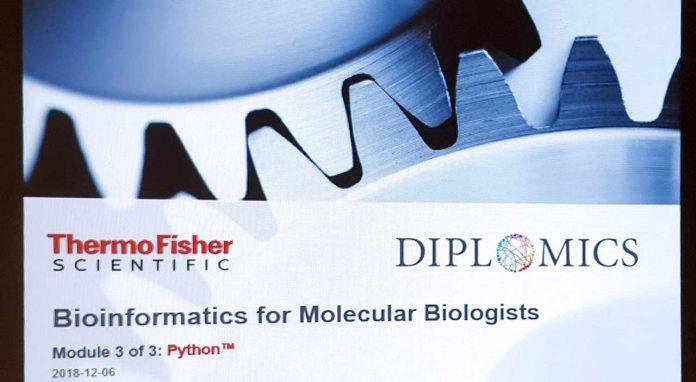 Bioinformatics with Burger