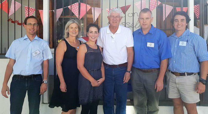 Renowned plant genomicist visits CenGen